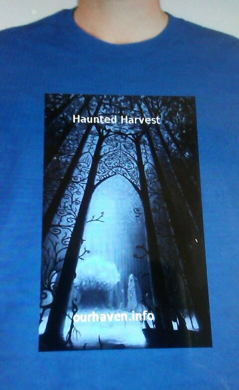 Haunted Harvest Campout - T-Shirt